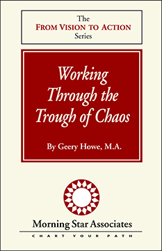 Working Through the Trough of Chaos, From Vision to Action Booklet series
